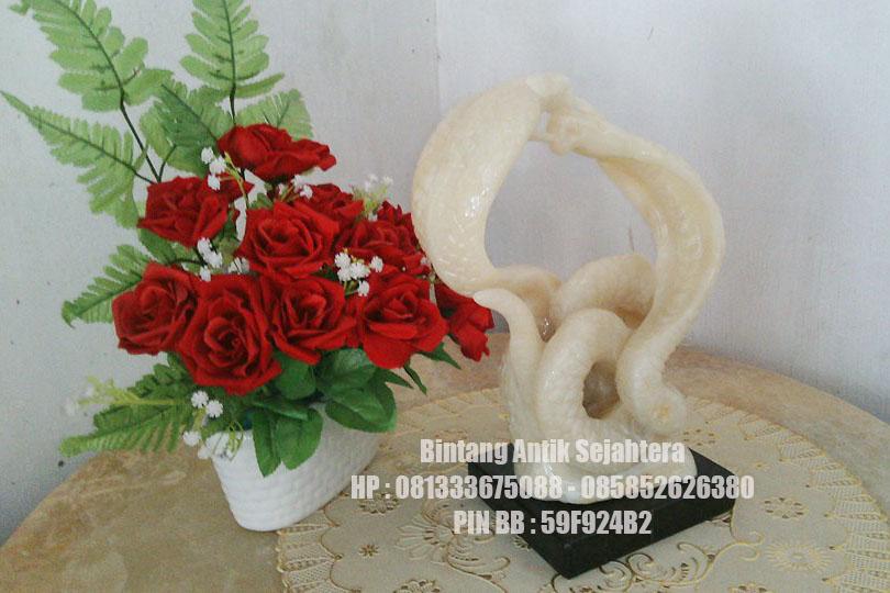 Patung Marmer Onix | Patung Naga Marmer