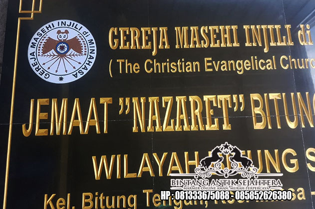 Harga Prasasti Bandung