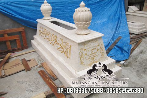 Makam Marmer Produk Unggulan Tulungagung | Harga Kijing Marmer