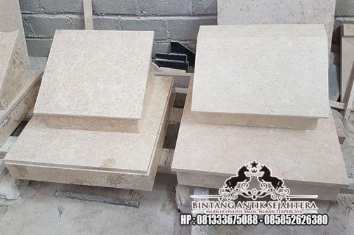 Nisan Marmer Putih | Harga Batu Nisan Marmer Tulungagung