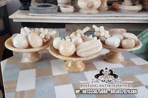 Jual Buah Set Dari Batu Onyx | Pusat Marmer Tulungagung