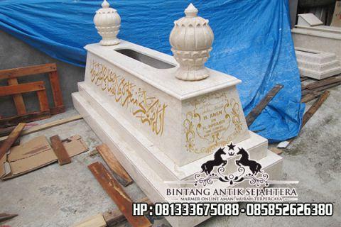 Makam Marmer Produk Unggulan Tulungagung