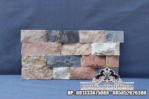 Wall Cladding Batu Alam, Jenis Batu Alam Untuk Dinding