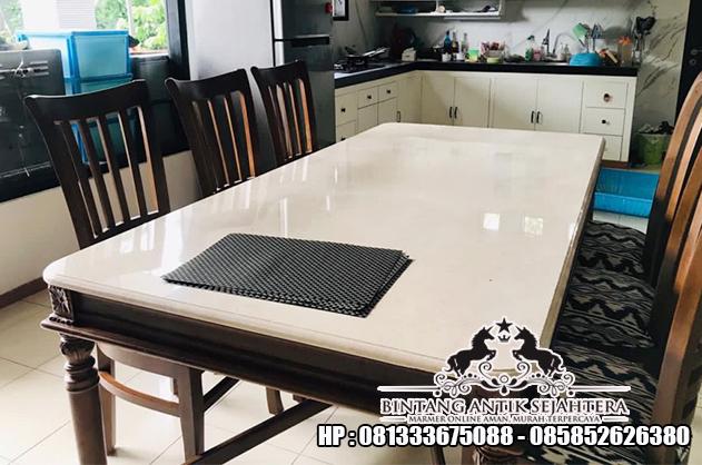 Daun Meja Marmer | Top Table Meja Dapur
