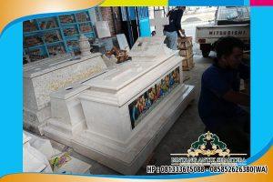 Contoh Makam Katolik Marmer, Kijing Marmer Tulungagung Branded Quality Bisa Custom Design Di BAS