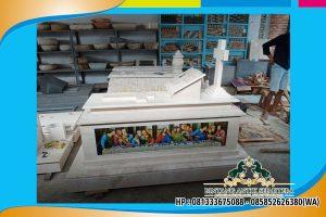 Model Makam Katolik
